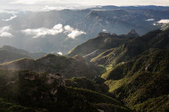 Barrancas del Cobre: Clásico Mochis Redondo