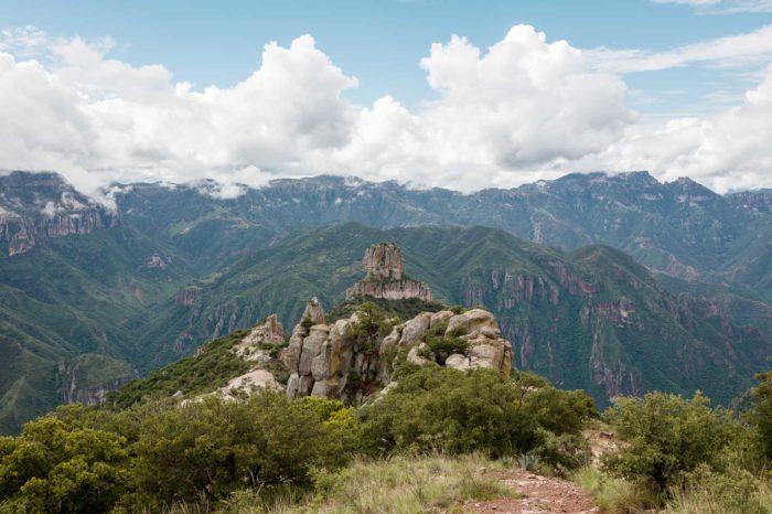 Barrancas del Cobre: Clásico Chihuahua a Los Mochis