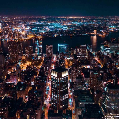 New York desde el Empire State