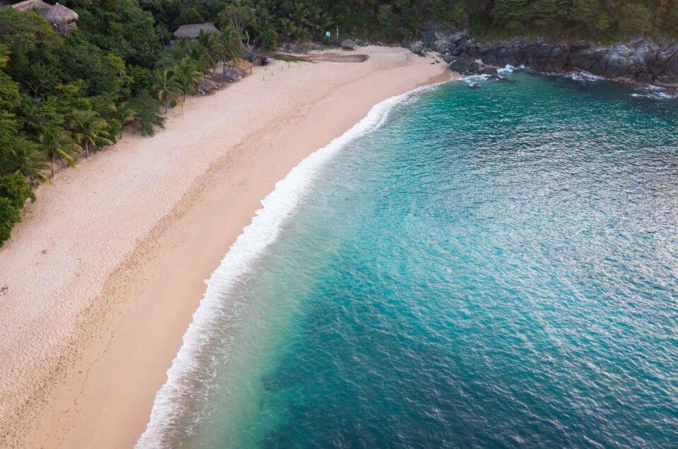 5 Playas en la costa de Oaxaca que debes conocer