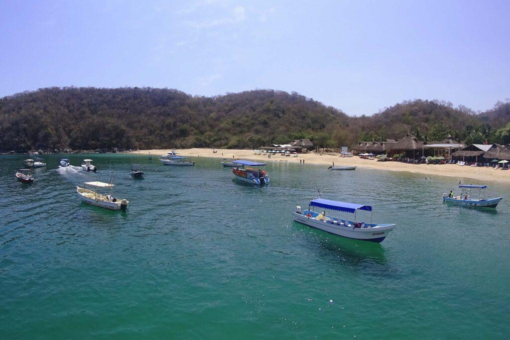 Bahías de Huatulco
