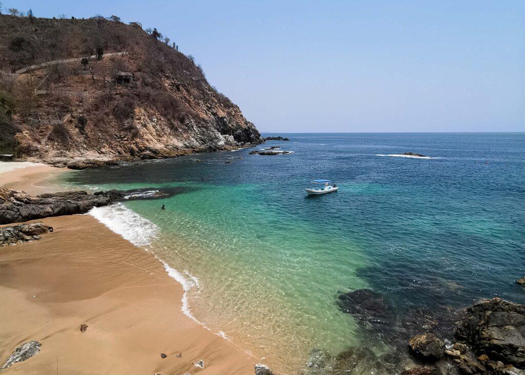 5 Playas que debes conocer en la Costa de Oaxaca