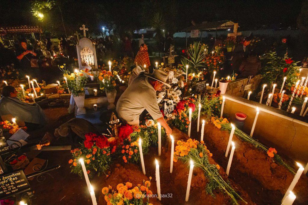 Día de Muertos en Oaxaca